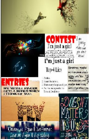 Contest Entries by Supernaturalaholic12