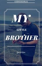 My Little Brother || jjk x pjm  by CodigoGirl12