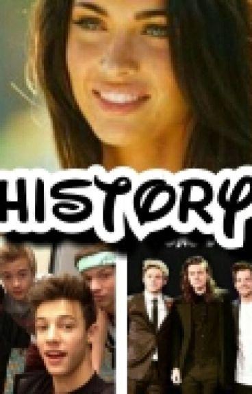 One Direction E MagCon //history