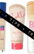 makeup tips and tricks by beautyartist2105
