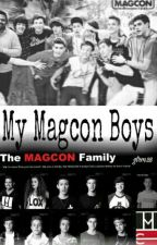 My Magcon Boys (Old Magcon) by glrm28