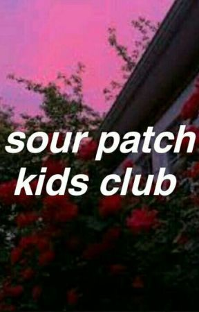 sour patch kids club ✦ c.h by sadisms