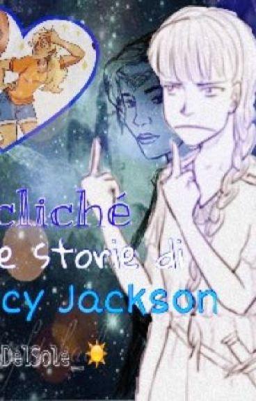 I Cliché nelle storie di Percy Jackson.