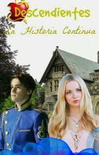 Descendientes : La Historia Continua. by Mariangeles2905