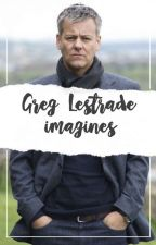 silver ✖ greg lestrade by hufflesweater