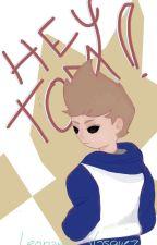 Hey Tom! by Nekoko_Vasquez