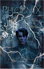 Phoenix (Voldemort) by xxharoldsweewooxx