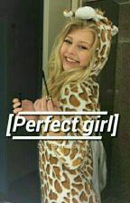 Perfect Girl by bizzlebutera