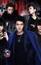 Super Junior 's One shot fanfics collection  by mhuu99