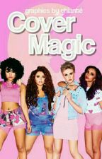 Cover Magic by -COLORlNGBOOK