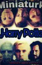 Miniaturki Harry Potter by RudaWrednaDeska