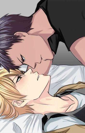 Aomine X Kise Jealousy (Aomine Daiki...
