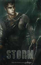 Storm; maze runner by s-saturntysh