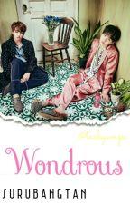wondrous ◈ BTS by taehywngx