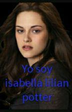 Yo soy Isabella lilian potter by NoeliaRamosSanchez