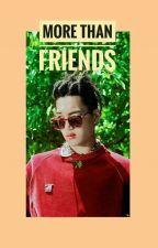 more than friends/dokai by niniforowl