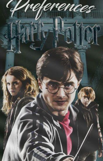 Preferences & Imagines Harry Potter