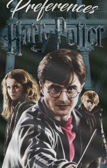 Imaginas and Preferences: Harry Potter. p.t 2 °e d i t a n d o°