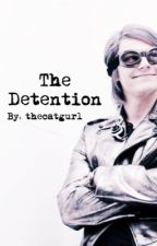 The Detention (Quicksilver X Reader One-Shot)  by thecatgurl