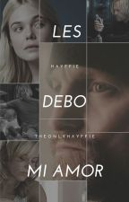 Les Debo Mi Amor (Hayffie) by SweetAtali