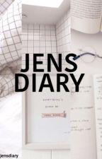 ❁ jen's diary  by -jensdiary