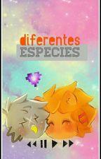 diferentes especies by sugoi_go1408
