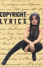 Copyright Lyrics Lauren/You (DISCONTINUED) by snoringharmony