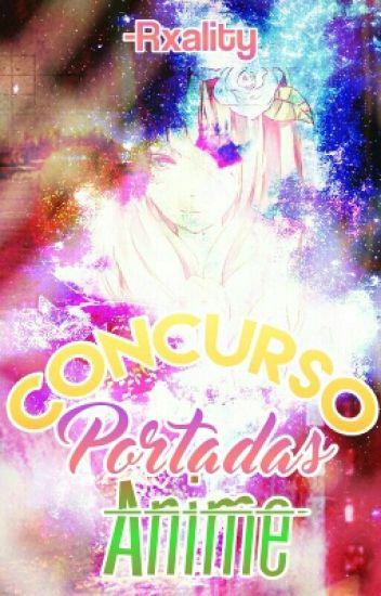 •Concurso De Portadas Anime• [Cerrado]