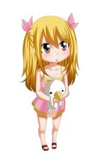 Little Lucy Heartfilia (EDITING) by That_One_Anime_Freak