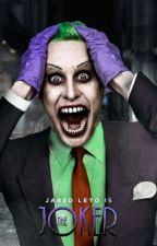 The joker by cattlii