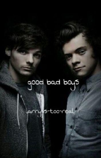 good bad boys ✵ larry
