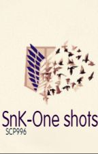 SnK-One shots by PaniAntyk