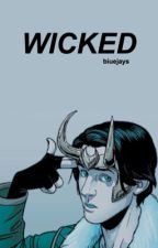 wicked ▹ young justice by bIuejays