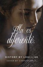 Ella Es Diferente by loki-i_gr