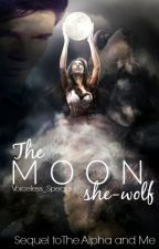 The Moon she-wolf by Voiceless_Speaks