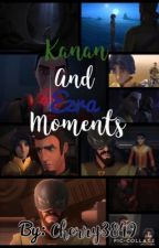 Kanan and Ezra Moments  by Cherry3849
