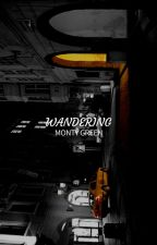 wandering ↠ monty green {book one} by obkimjisung