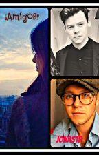 ¿AMIGOS?... Niall, Mel,Harry by Jonas1D