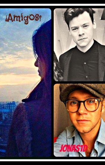¿AMIGOS?... Niall, Mel,Harry