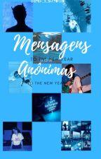 Mensagens Anônimas •Hayes Grier•  by Bitch_B_Sartorius
