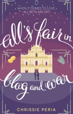 All's Fair in Blog and War (NOVELLA EXCERPT) by chrissieperia