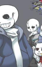 Ask Sans by PsychoFreak101