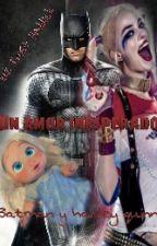 Batman y harley quinn un amor inesperado  by luzFrostHaddock