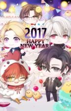 ⚜️Mystic Messenger⚜️ by altiyyaaa