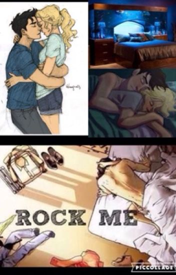 Percabeth a little after Blood of Olympus