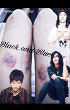 Black and Blue (koli) & (Kellic) by KellicsLoveChildXx