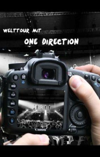 Welttour mit one Direction
