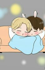 [Kookmin] [HE] Falling in love  by Park_minie_minie