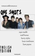 ONE SHOTS - (1D, ZM) [english] by teamzquadx