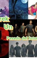 STEREK UN PASADO DEL FUTURO by ChuyGarciaMartinez